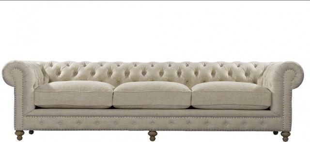 sofá chester lino tela