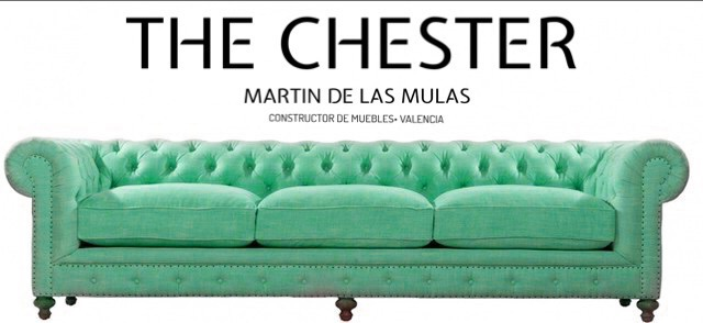 Chester sofa lino