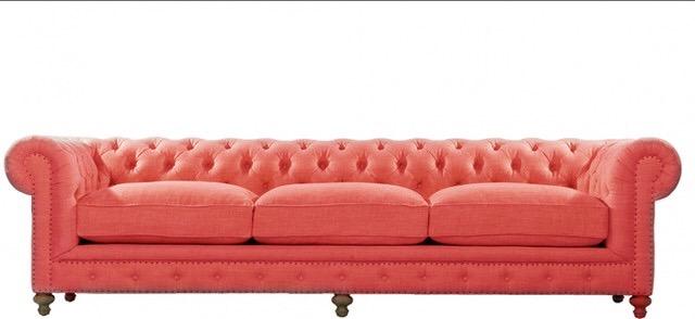 Chester sofa lino
