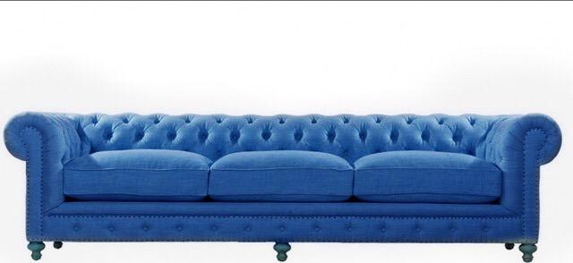 sofa chester lino tela lino azull