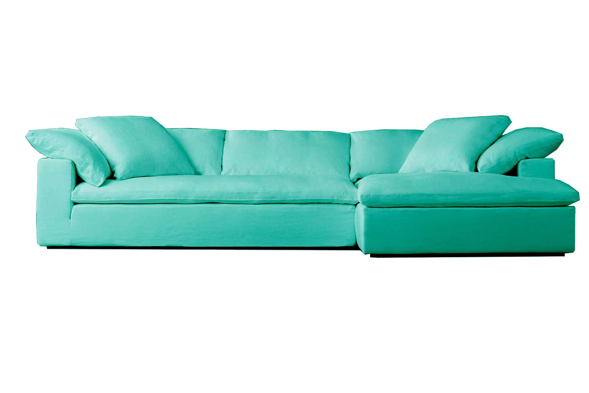 sofa lujo costa valencia verde
