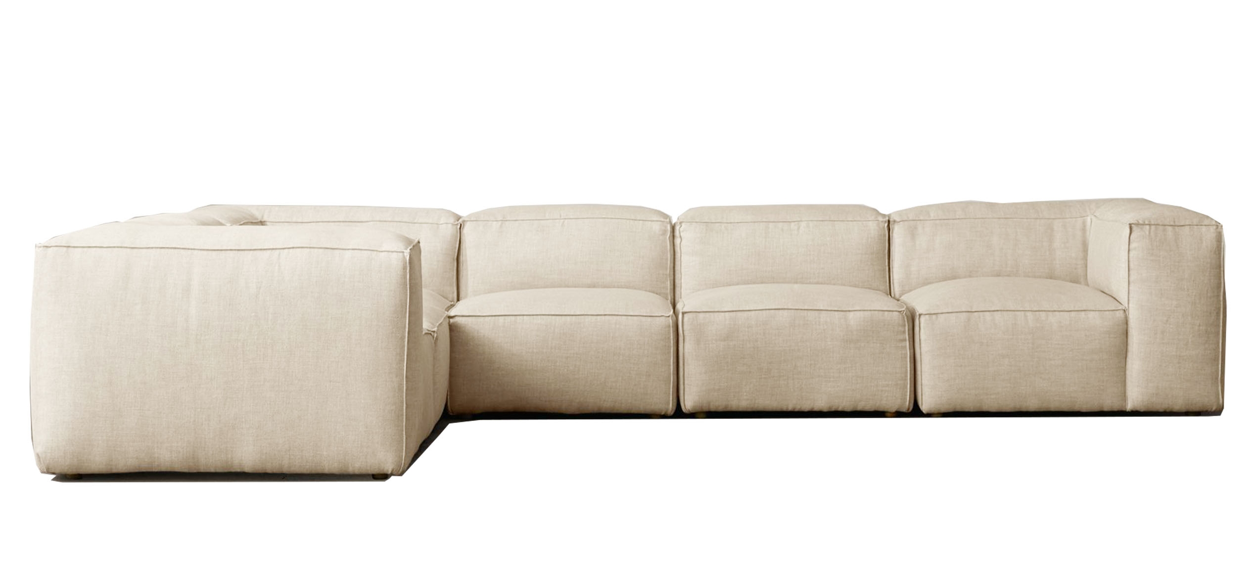 Sofa textil Chester